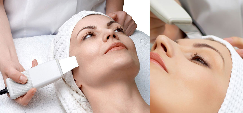 Higiene Facial con Peeling Ultrasónico Body Zenter