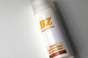 crema antiarrugas de expresión body zenter