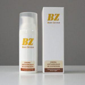 Crema-antiarrugas-expresión-Body-Zenter-belleza-profesional