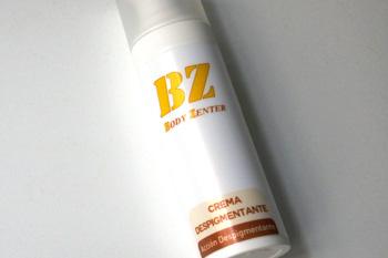 Crema Despigmentante Body Zenter