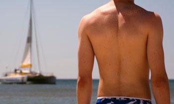 Depilacion Cera de hombros, espalda y abdomen Body Zenter