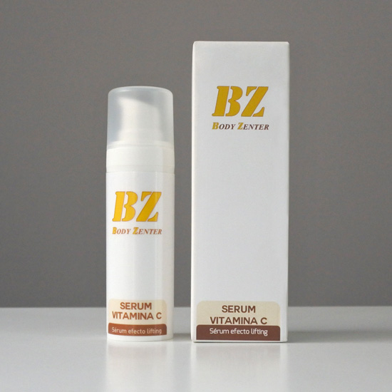 Sérum-Vitamina-C-luminosidad-facial-cosmética-belleza-eliminar-manchas-arrugas-Body Zenter