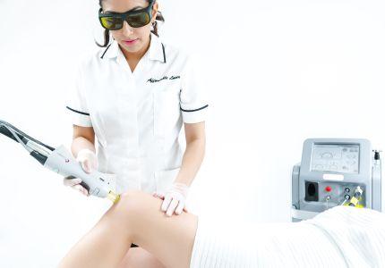 tratamiento antienvejecimiento laser diodo shr Elche