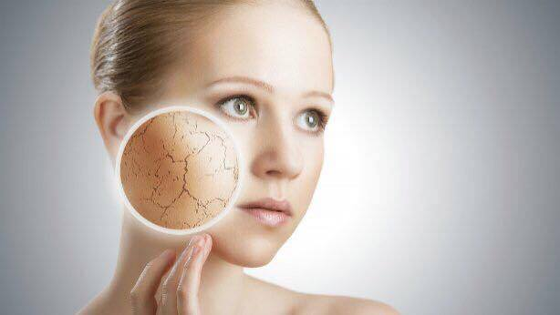 piel deshidratación causas características síntomas